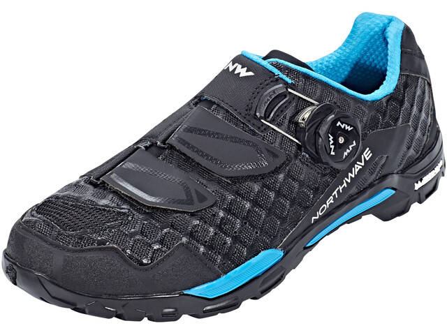 Northwave Outcross Plus Shoes Women black/green